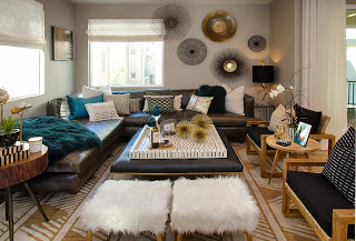 Newport Beach Interior Design Boho
